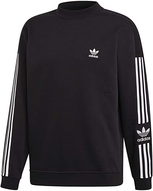 adidas Originals Men's Lock Up Crew Sweatshirt