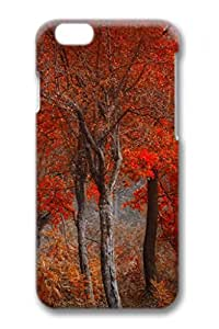 iPhone6/6S Case,[4.7Inch]Hard Plastic Bumper,Full-Body Rugged 3D Print Technology Case,Hybrid Fancy Colorful Pattern,Tough Armor Case,Interior Cover,Non-slip Case-Charming Lanscape 31