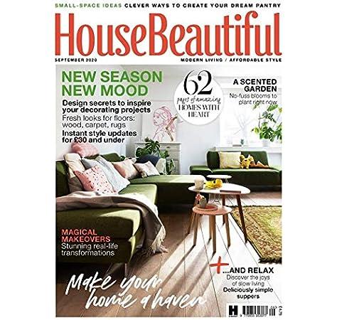 Amazon Com House Beautiful Uk Hearst Magazines Uk Kindle Store