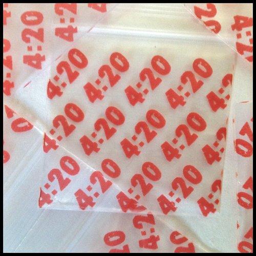 1000 Mini Ziplock Baggies 2020 Get Real Design Mix Apple Brand High End Quality 2