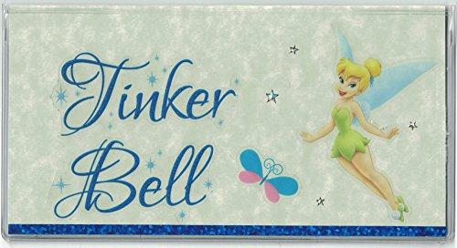 Tinker Bell Checkbook Cover Includes Register & Photo Insert / Debit Card Holder