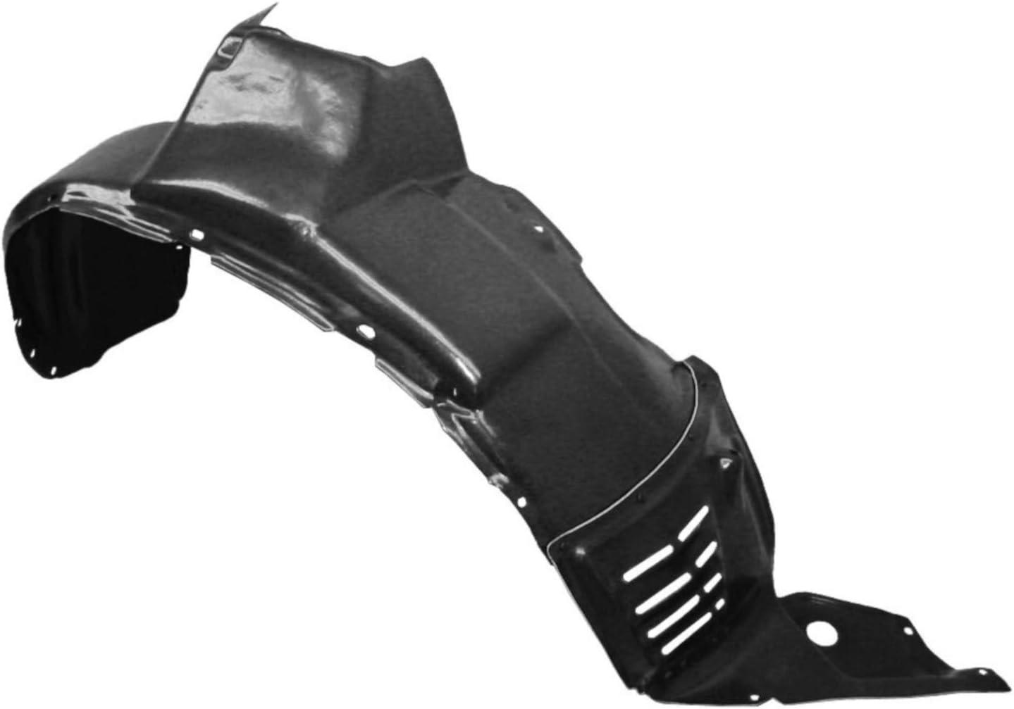 TO1251122 Front Right New Splash Shield Fender Liner Passenger Side RH Hand