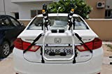 Car Mounted Cycle Rack : Joyride (Stainless Steel 304 grade)