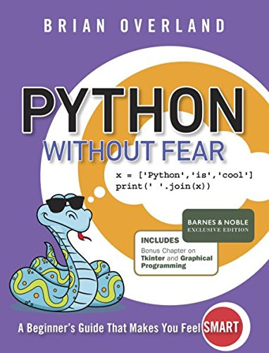 Python Without Fear, Barnes & Noble Exclusive Edition