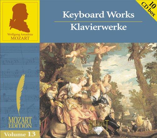 Mozart Edition 13 / Keyboard Works