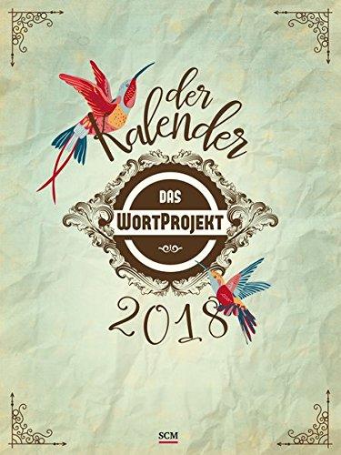 Das WortProjekt: Der Kalender 2018