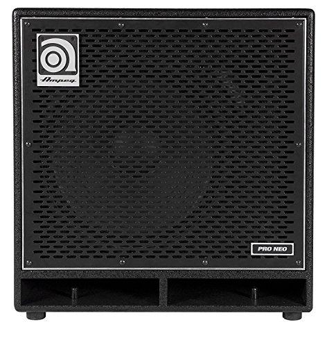 Ampeg Guitar Speaker Cabinet - 5