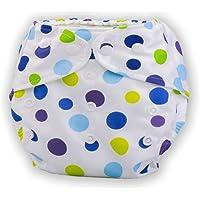 Aofocy Pañales de tela para bebés Un tamaño