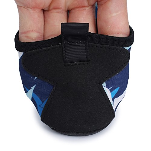 Large Product Image of L-RUN Kids Swim Water Shoes Barefoot Aqua Socks Shoes for Beach Pool Surfing Yoga