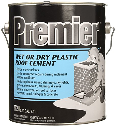 (Henry TV205697 Henry Co TV205697 GAL Wet/Dry Roof Cement)
