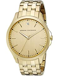 Armani Exchange Mens AX2167  Gold  Watch