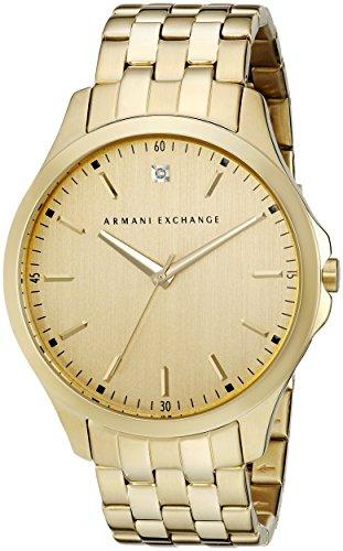 Armani Exchange Men's AX2167  Gold  - Collection Exchange Armani New