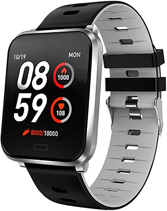 Amazon.com: Reloj inteligente Gierzijia, Smartwatch IP68 ...