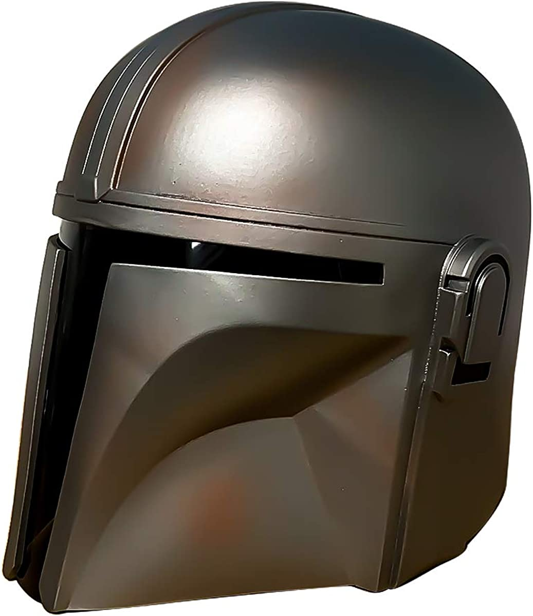 Haho The Mandalorian Helmet Large Size Star Wars COS play PVC Injection Molded