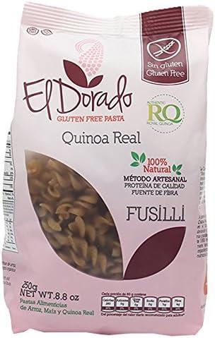 Ace Marcos Eldorado pasta sin gluten 250g 06 Negro Quinua ...