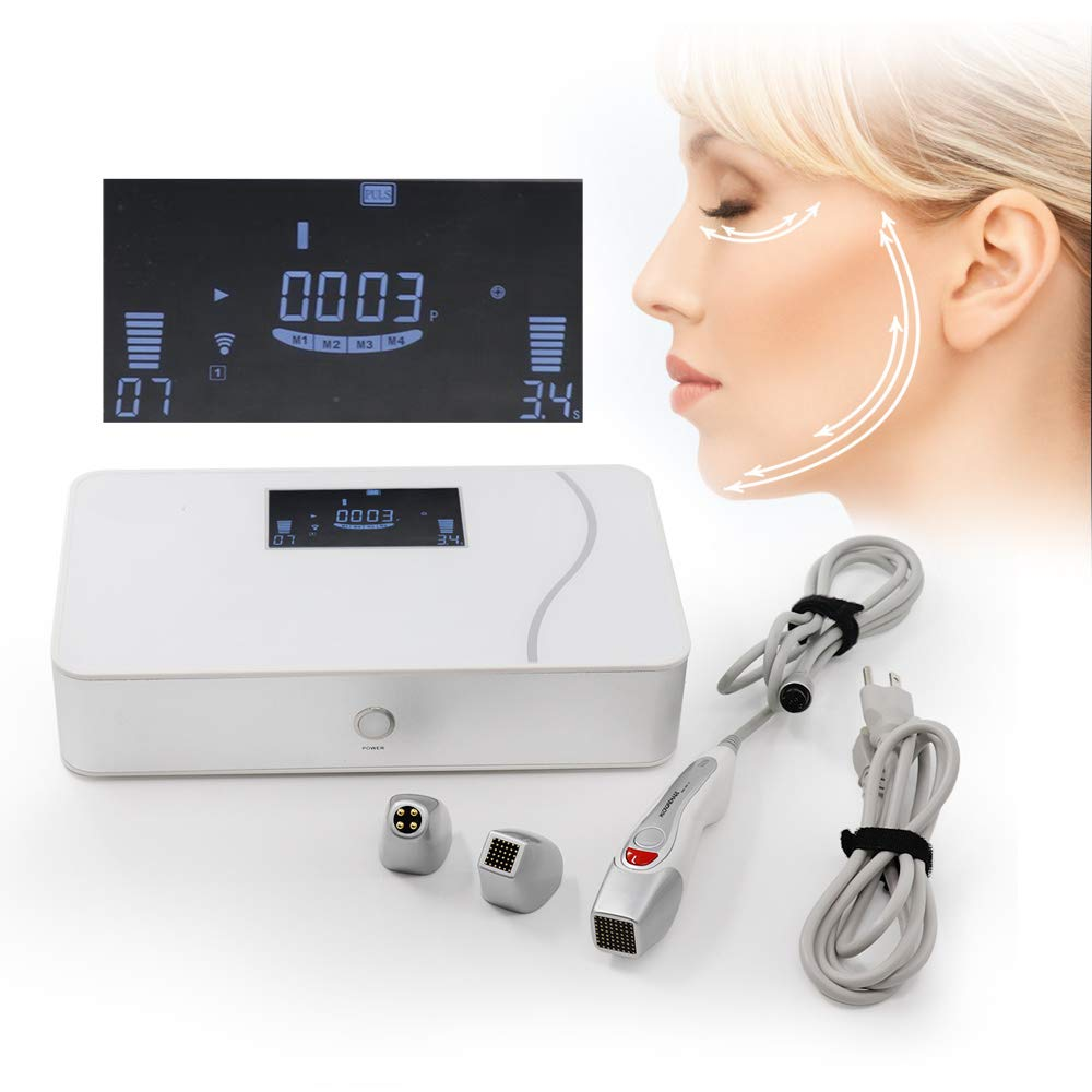 Skin Tightening Machine Portable Intelligent Fractional R F Machine Radio Frequency Face Lift Wrinkle Removal Machine