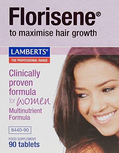 Lamberts FLORISENE - 270 Tablets in 3 packs by Lamberts
