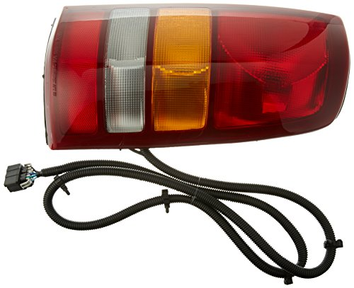 TYC 11-5185-00-1 Right Replacement Tail Lamp (Light Retainer Tail)