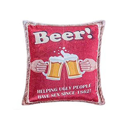 Almofada Retangular Estampado - Beer 3