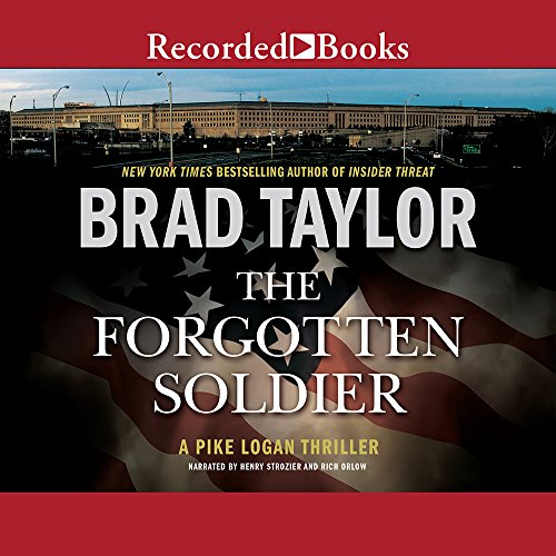 Forgotten Soldier (Pike Logan Thrillers)