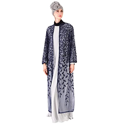 9619083a2 Amazon.com: Clearance!Women's Long Skirt with Cardigan, Lady Muslim ...