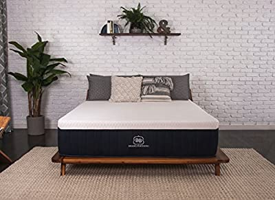 Brooklyn Bedding Aurora 13-Inch Cooling Gel Hybrid Mattress
