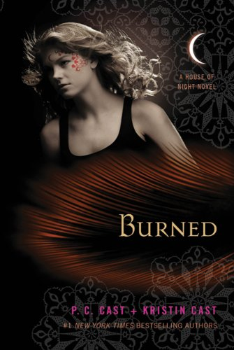 Burned - Book #7 of the House of Night