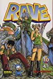 Rave Master 10 (Spanish Edition)