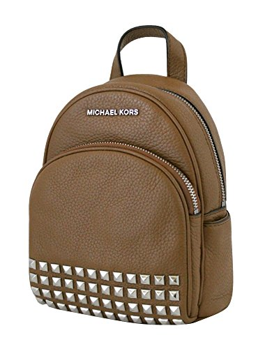 63cf49cc39 Amazon.com  Michael Michael Kors Abbey Acorn XSmall Studded Backpack  Shoes