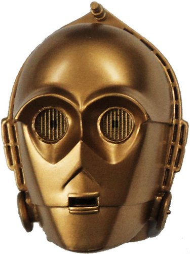 [Star Wars Kotobukiya Series 1 Real Mask Magnet C-3PO] (C3po Mask)