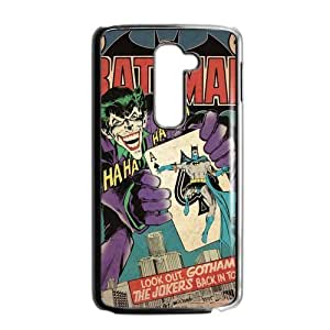 Cartoon Pattern Batman Movie Joker for LG (G2) Case