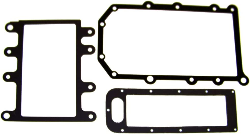 DNJ MG4175 Plenum Gasket Ford//F-150//5.4L V8 16V for 2000-2003 SOHC 330cid Fuel Injection