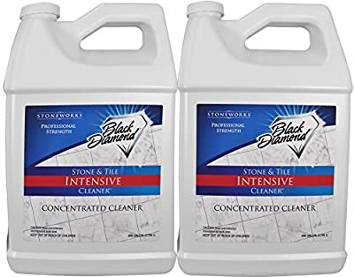 Stone & Tile Intensive Cleaner: Concentrated Deep Cleaner, Marble, Limestone, Travertine, Granite, Slate, Ceramic & Porcelain Tile.