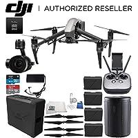 DJI Inspire 2 Quadcopter Premium Combo w/Zenmuse X5S Camera & CinemaDNG & Apple ProRes Licenses Ultimate Bundle