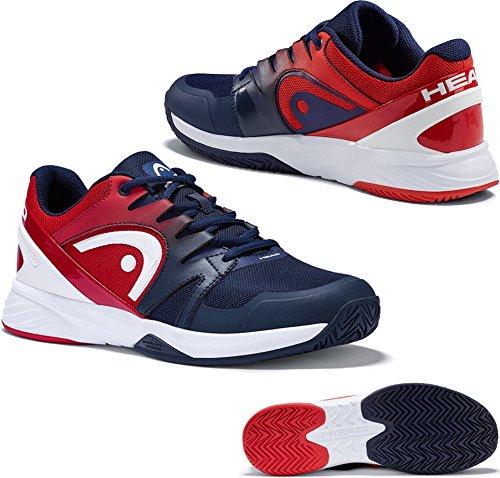 De Sprint 2 Hommes rouge noir 0 Team Head Noir Chaussure Tennis qY6Bq