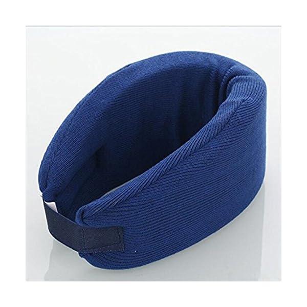 El collarín SUPVOX protege el collarín cervical médico soporte de soporte para la tensión del cuello, hombro, talla m… 4