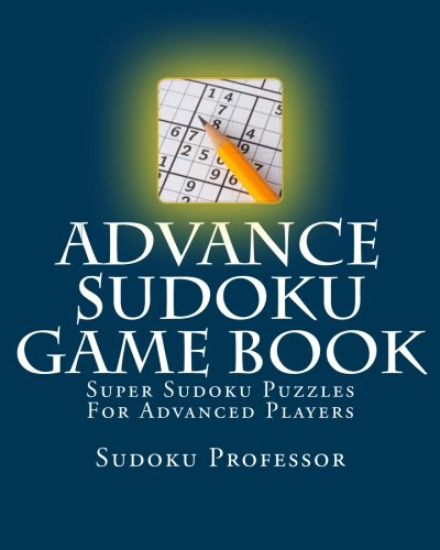 Book: Super Sudoku Puzzles For Advanced Players ()