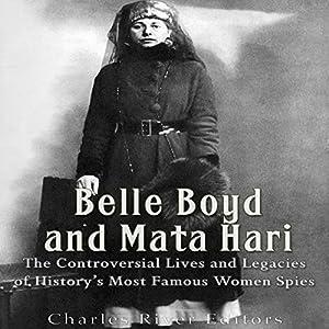 Belle Boyd and Mata Hari Audiobook