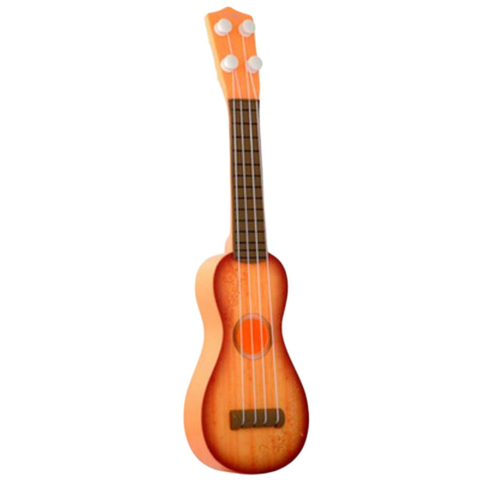 Black Temptation Joueur Musical Instrument Mini Guitar Education Kids Toy Best Gift Package-A1