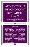Advances in Psychology Research, , 1604561769