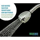 Water Saving Shower Head – 8 LPM   ECO365 (Universal size)