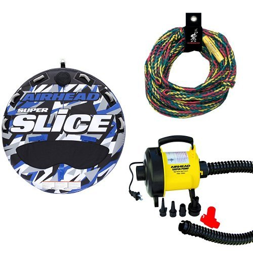 Airhead Super Slice Rope and Pump - Slice Super Towable
