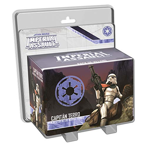 Fantasy Flight Games Captain Terro Imperial Assault Collection (FFSWI35)