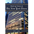Making News at The New York Times (The New Media World)
