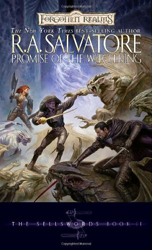 Promise Of The Witch-King by R. A. Salvatore