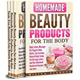 DIY Homemade Beauty Products Bundle: Cellulite Remedies, Natural Face Masks, Acne Remedies, Most Effective Sunscreen, Body Lotion, Hair Mask and Face Mask Recipes, Hair Loss Remedies, and more