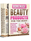 MORE THAN 500 NATURAL ORGANIC BEAUTY RECIPES FOR THE WHOLE BODY!What are you going to find in this book?- Universal face masks for all skin types.- Lotions and cremes for oily, dry, and mature skin.- Anti-aging and rejuvenating seru...