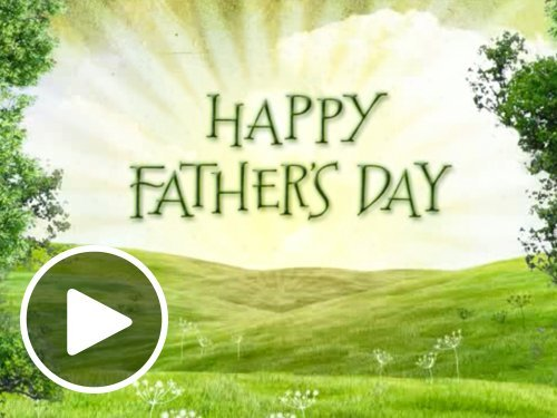 Happy Father's Day Animated link image