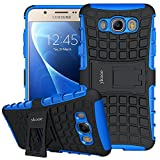 S5 Case, Samsung Galaxy I9600 Case, ykooe (Stand Series) Galaxy S5 Case Hybrid High Impact Resistant Armor Defender Protective Case (Silicone Cover) for Samsung Galaxy S5 I9600 SV