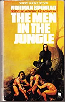 Book The men in the jungle (Sphere science fiction)